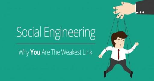 các loại tấn công social engineering phổ biến có thể bao gồm: