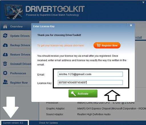 key driver toolkit