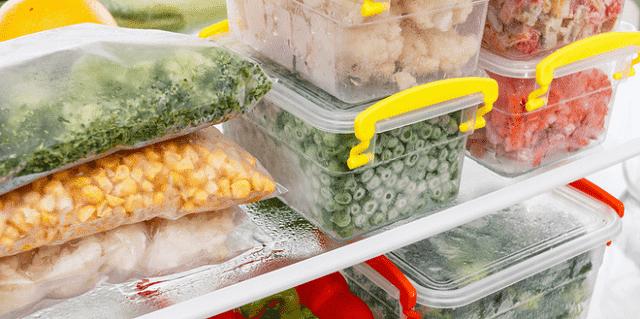 thời gian bảo quản trứng tươi trong tủ lạnh là