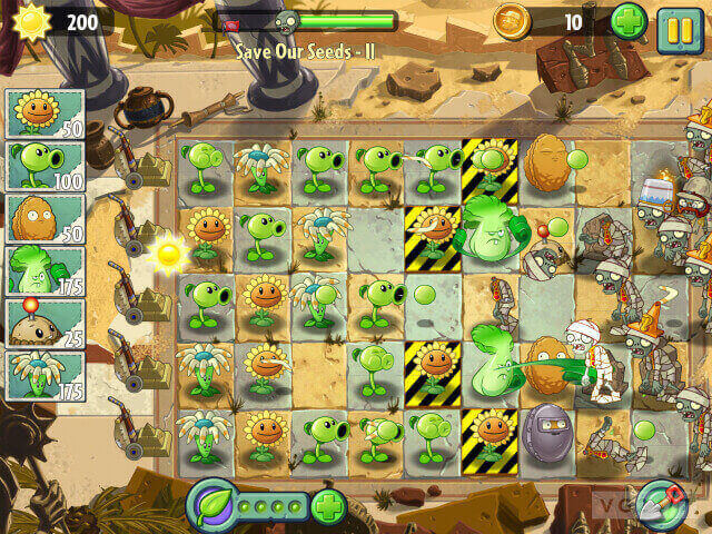 download plants vs zombies 2 full crack sẵn