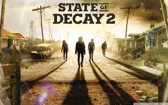 state of decay 2 cau hinh