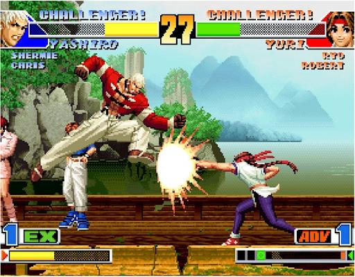 Các trận chiến trong game