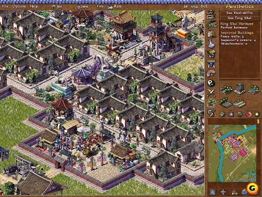 Emperor Rise Of The Middle Kingdom sở hữu cách chơi thú vị