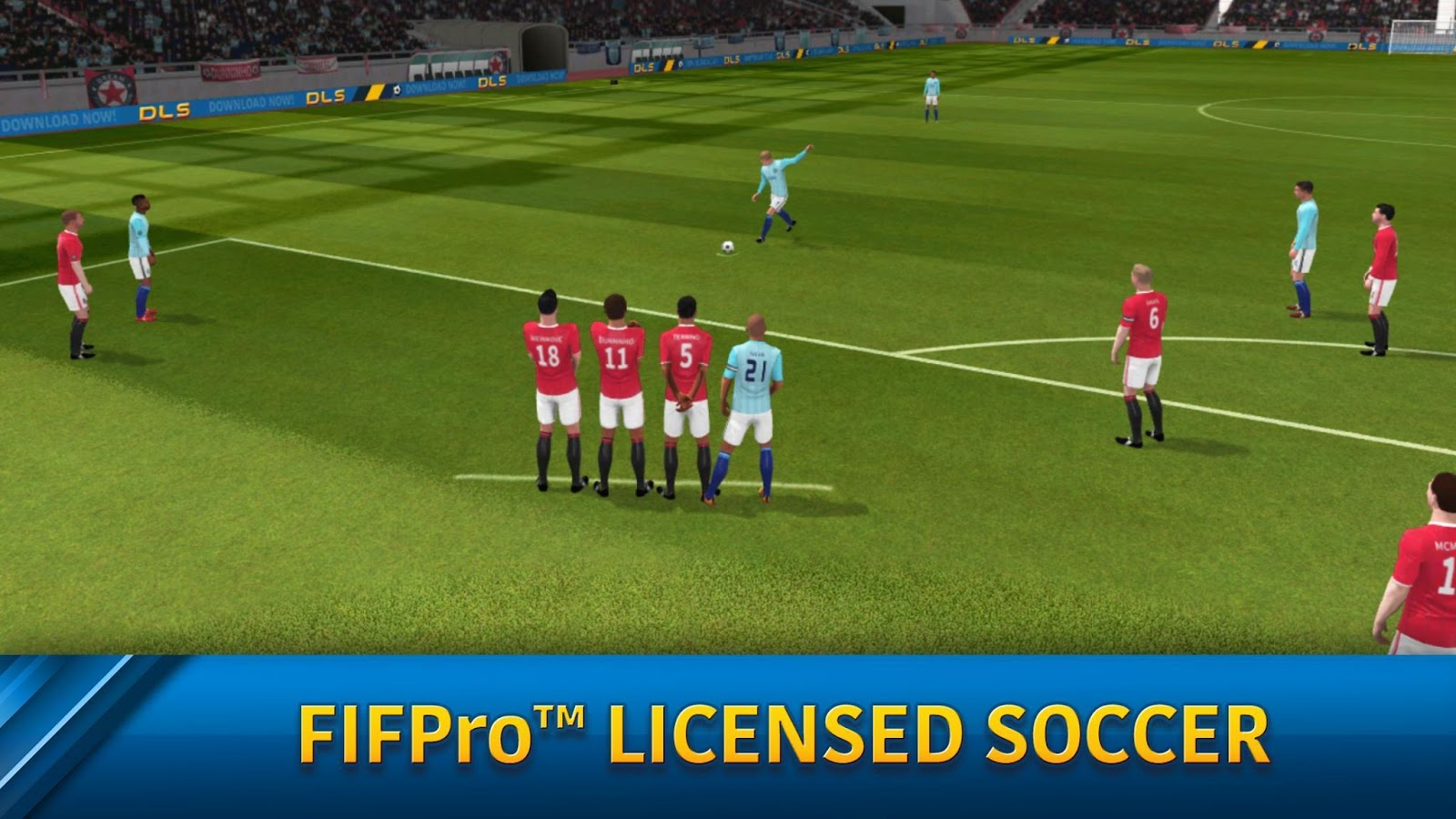 Game Dream League Soccer Free