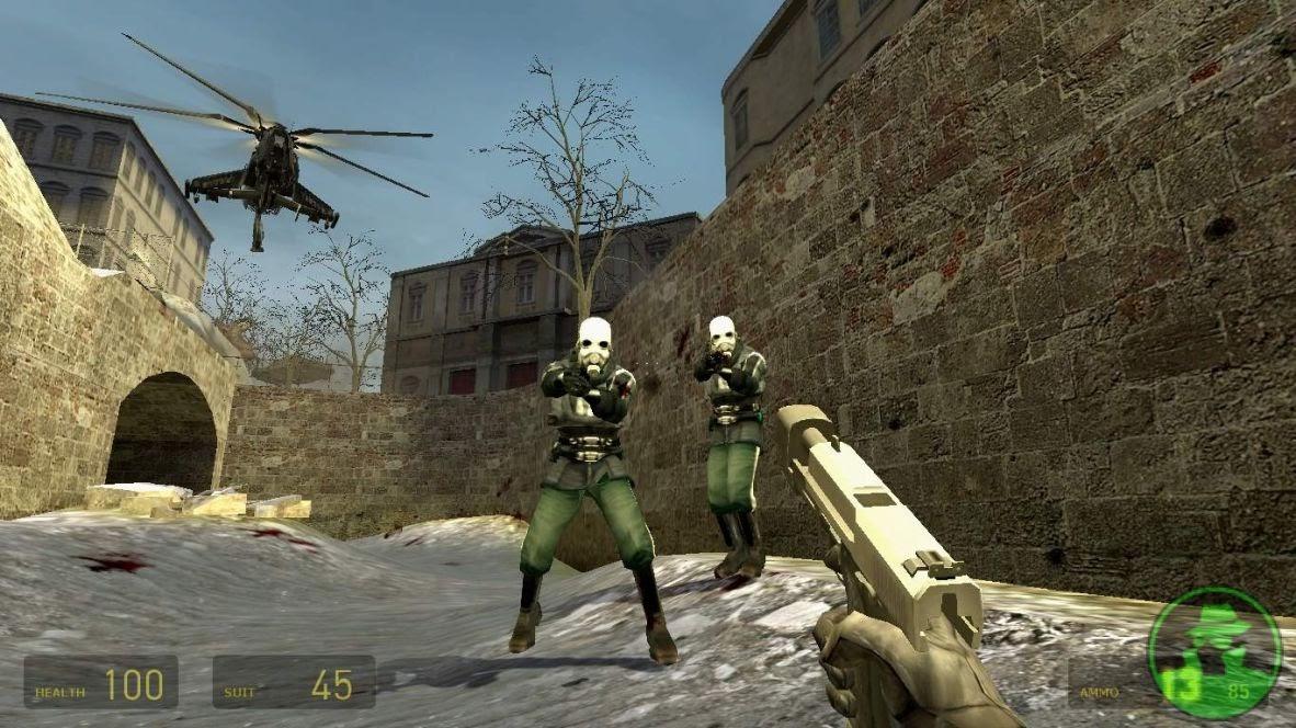 Game Half - life 2