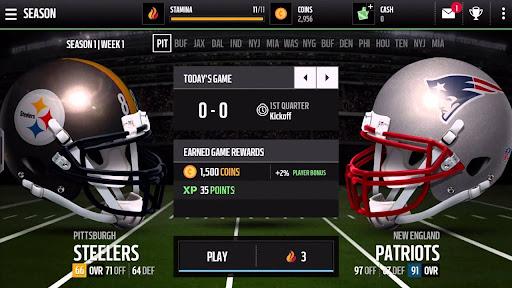 Game NFL 2K1 dành cho fan bóng bầu dục