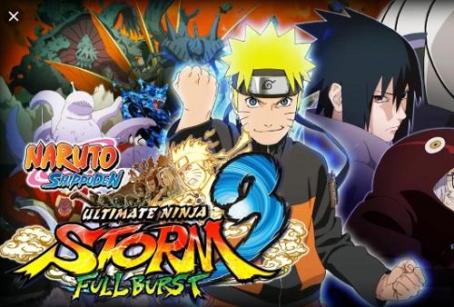 Game Naruto Shippuden Ultimate Ninja Storm 3