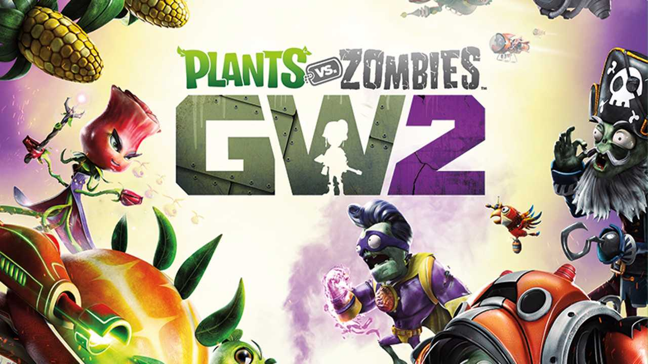 Game Plants Vs Zombie 2