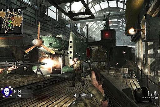 Game World at War - Call of Duty