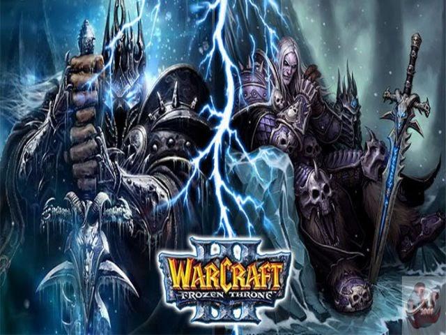 Game chiến thuật 3D Warcraft 3 Frozen Throne