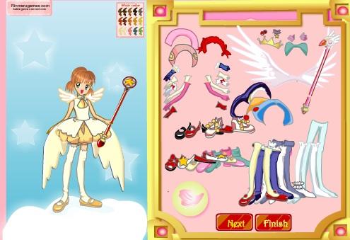 Game có nhiều trang phục độc đáo mới lạ