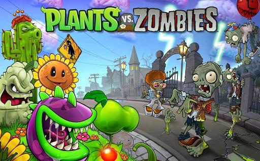 Game offline Plants vs Zombie trên máy tính