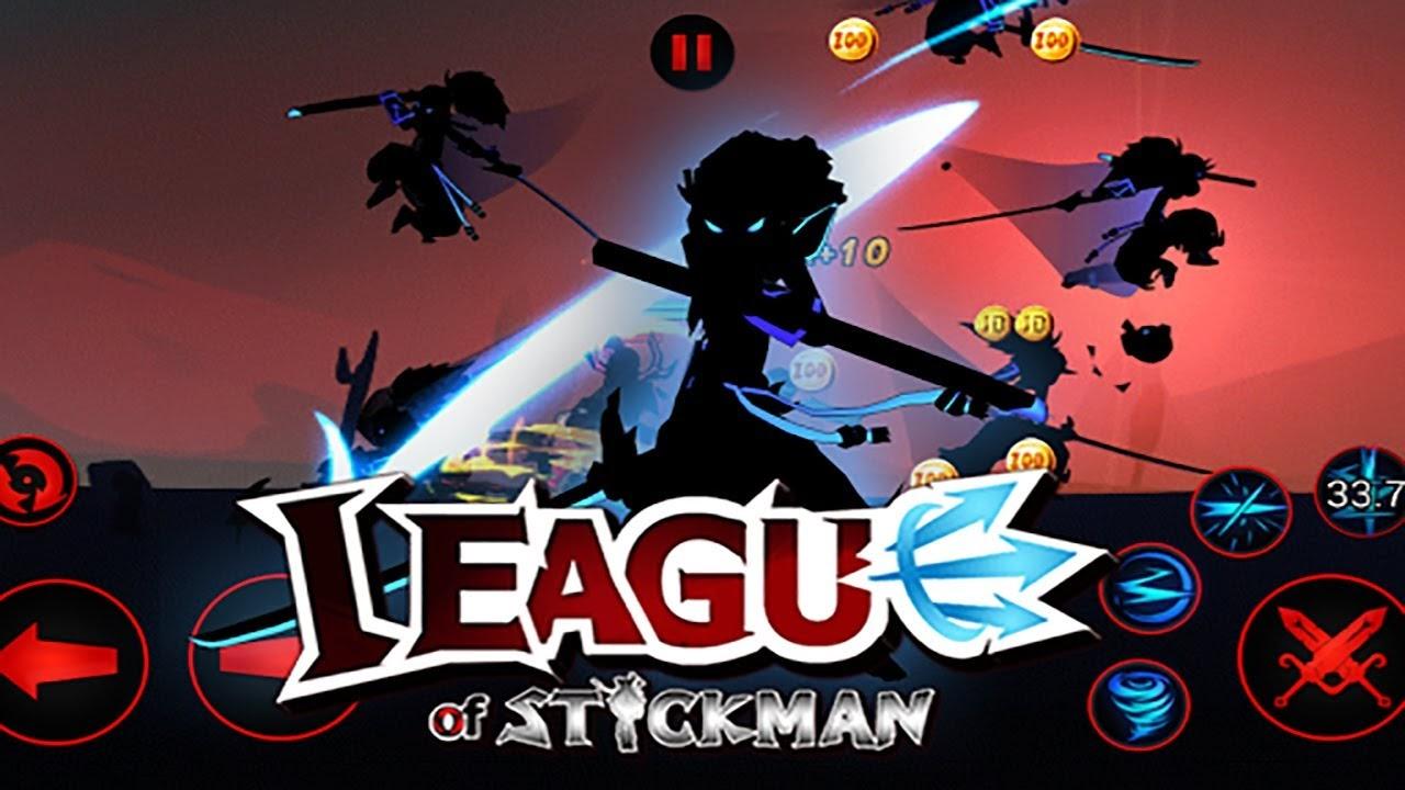Giới thiệu game League of Stickman