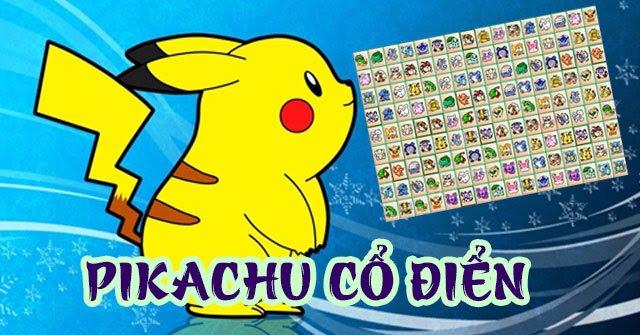 Giới thiệu game Pikachu