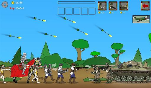 Một số ưu điểm nổi bật của game cuộc chiến xuyên thế kỷ