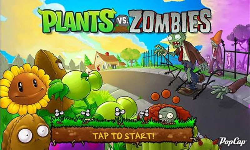 Plants and zombie