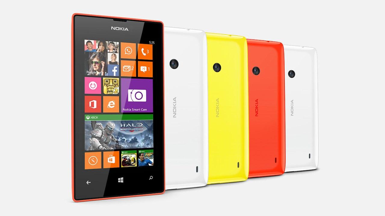Tìm hiểu về thiết bị điện thoại nokia lumia 520