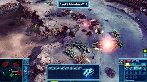 Yêu cầu thiết bị khi cài đặt game command and conquer